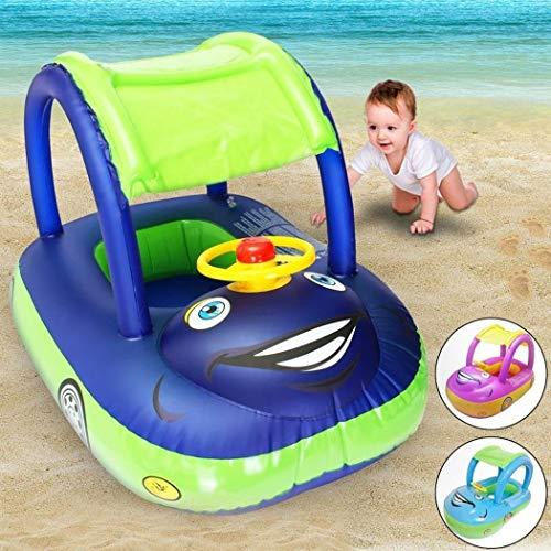 Tiowea Opblaasbare auto-zwemband-veiligheids-zwemaccessoires, snorkel