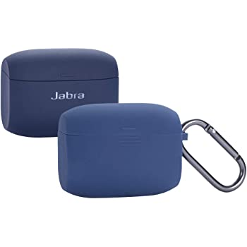 Amazon Com Jabra Elite Active 65t Silicone Case Esimen Protective Skin Cover For Jabra Elite 65 Wireless Sports Earbuds Blue