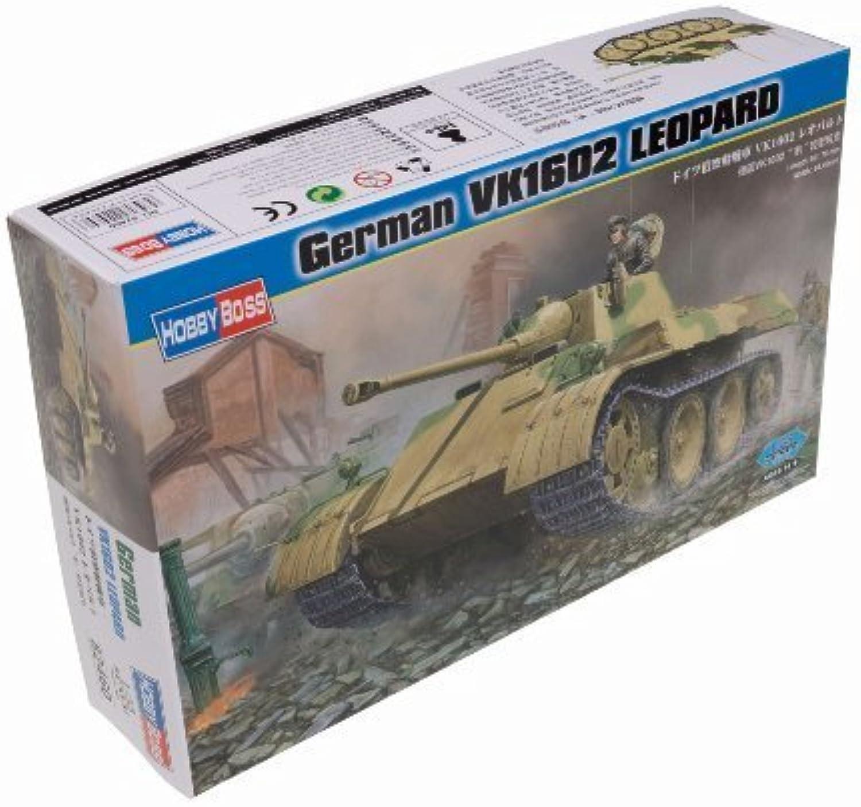 Para tu estilo de juego a los precios más baratos. Hobby Boss German German German VK1602 Leopard Vehicle Model Building Kit by Hobby Boss  gran descuento