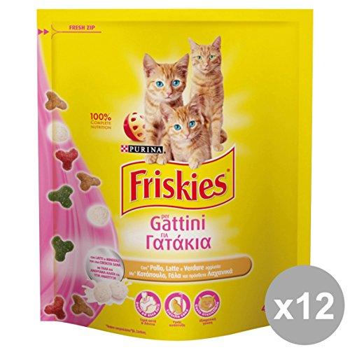 Frisgrind voor kattenvoer, vlees, meerkleurig, eenheidsmaat
