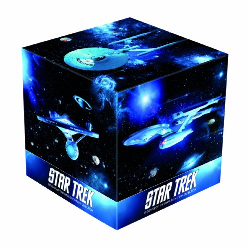 Star Trek - Legends of the Final Frontier Collection [12 DVDs]