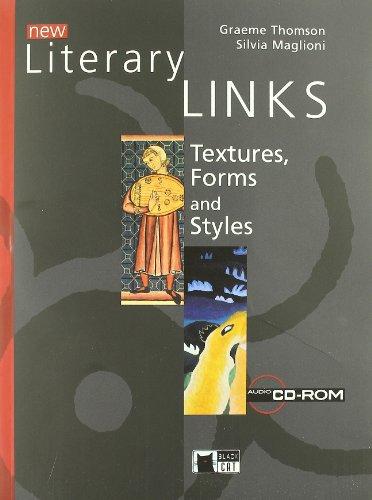New literary links. Per le Scuole superiori e CD-ROM. Con CD Audio. Con espansione online: NEW LINKS 1+CDR