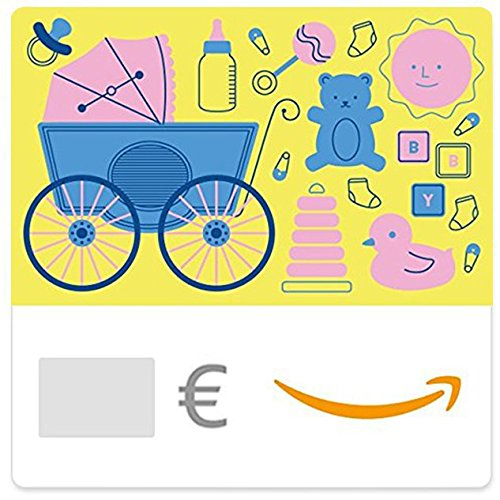 Digitaler Amazon.de Gutschein (Baby Icons (Gelb))