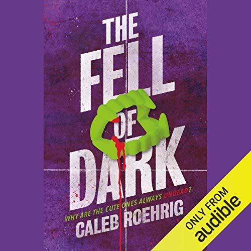 『The Fell of Dark』のカバーアート