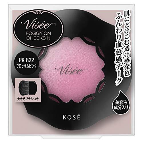 Visee(ヴィセ)リシェフォギーオンチークスNPK822ブロッサムピンク5g