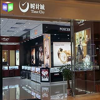 HKSIGN- 27X40 Inches Illuminated Aluminum Backlit Poster Frame Light Box LED Backlit Movie Advertising Picture Frame