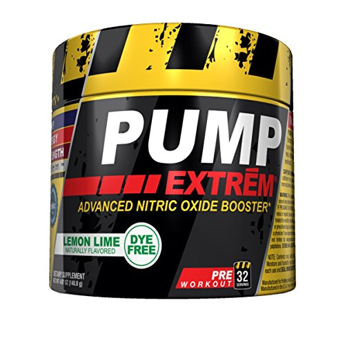 Promera Pump Extrem Lemon Lime 32 Serving,4.97 Ounce