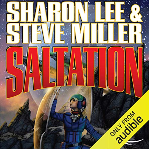 Saltation cover art
