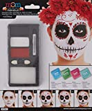 My Other Me Me-207064 Kit Maquillaje Adulto Catrina, Talla única (Viving Costumes 207064)