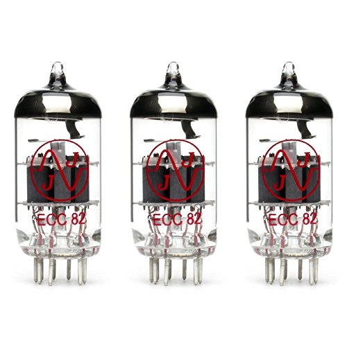 Three Pack of JJ ECC82/12AU7 Preamp Vacuum Tube