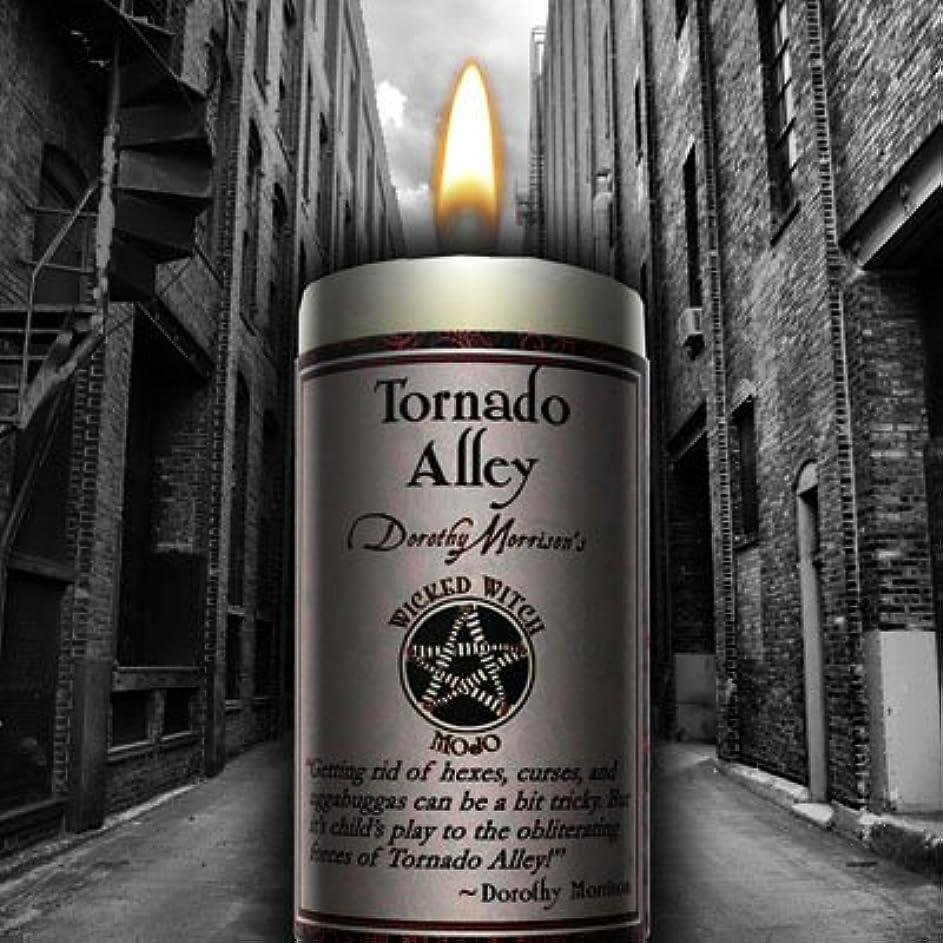 溶けたうぬぼれた軍隊Wicked Witch Mojo Tornado Alley Candle by Dorothy Morrison