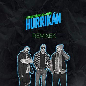 Hurrikán [Remixek] (feat. Majka)