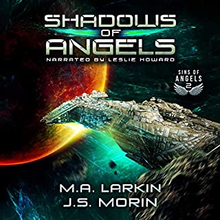 Shadows of Angels cover art