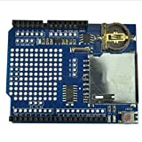 2PCS Data Logger Module Logging Data Recorder Shield for Arduino UNO SD Card