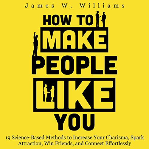 How to Make People Like You cover art