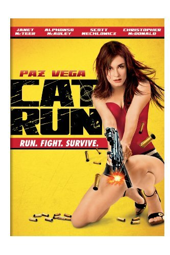 Cat Run by Paz Vega