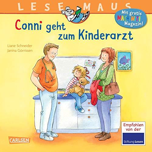 LESEMAUS 132: Conni geht zum Kinderarzt (132)