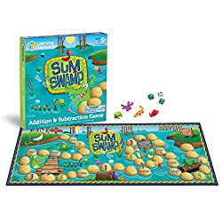 board games learn addition subtraction