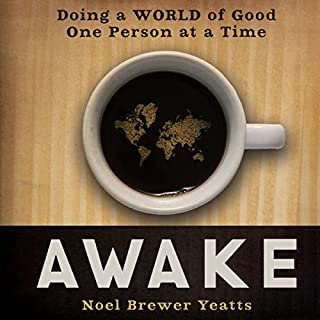 Awake audiobook cover art