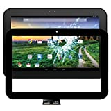 Handy Ersatzteile Touch Panel for Toshiba Excite Pure Tablet / AT10-A-104 (Schwarz) (Farbe : Black)