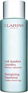 Clarins Energizing Emulsion for Tired Legs, 4.4-Ounce
