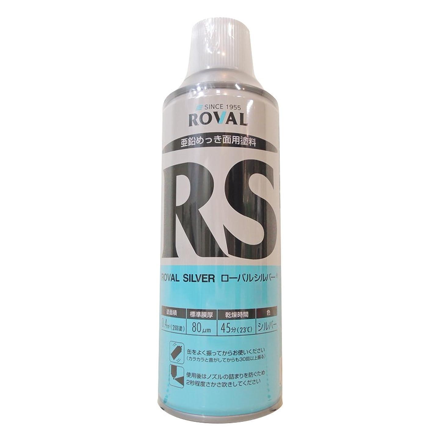 要件無能やりがいのあるROVAL シルバージンクリッチ ローバルスプレーシルバーRS-420ML? 420g