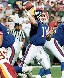 Phil Simms New York Giants 8x10 Sports Action Photo (k)