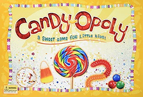 envio rapido a ti Candy-Opoly by Late for the the the Sky  calidad oficial