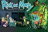Cinemaflix Rick & Morty Tv Show Poster 24x36 inches