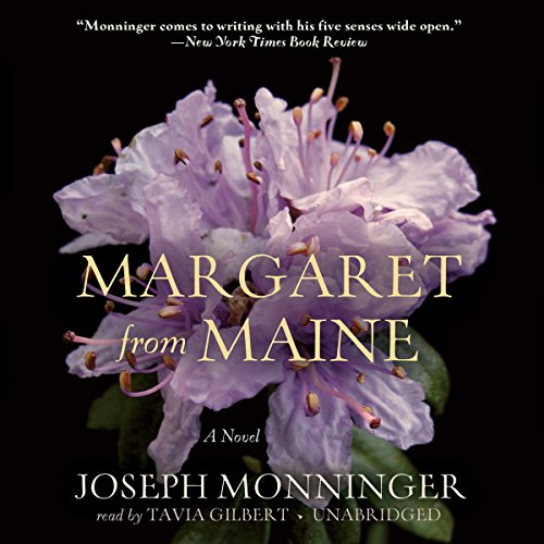 Margaret from Maine audiobook cover art