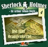 Sherlock Holmes – Fall 4 – Die fünf Orangenkerne