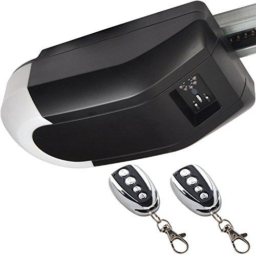 Sol Royal Garagentorantrieb SolTec GT-800-12 für Schwing- & Roll-Tore bis 12m² + 2 Fernbedienungen