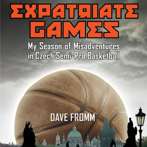 Expatriate Games audiobook cover art
