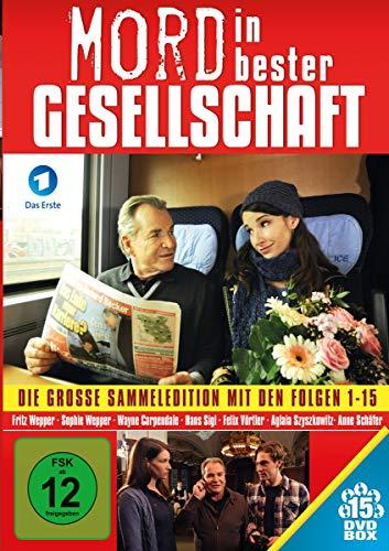 Mord in Bester Gesellschaft-Folge 1-15 [15 DVDs]