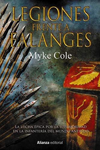 Legiones frente a Falanges de Myke Cole