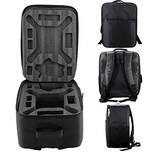 flycoo Schutzhülle Transporttasche Rucksack für DJI Phantom 3Standard Advance Professional Phantom 44Pro Drone und Zubehör