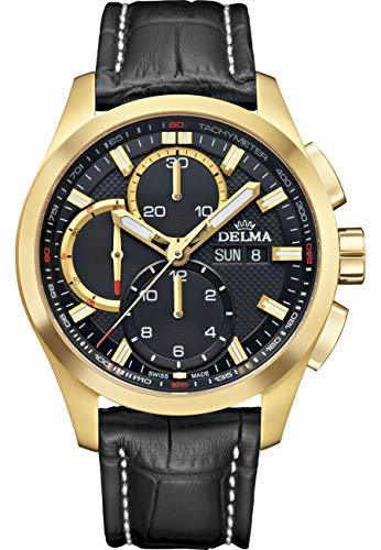 DELMA - Armbanduhr - Herren - Klondike Chronotec - 42601.660.6.031