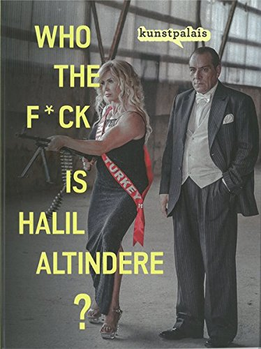 Who the f*ck is Halil Altindere?