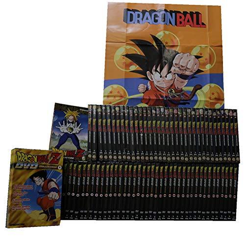 Dragon Ball Z DVD Collection - Collezione completa 73 DVD - Editoriale De Agostini