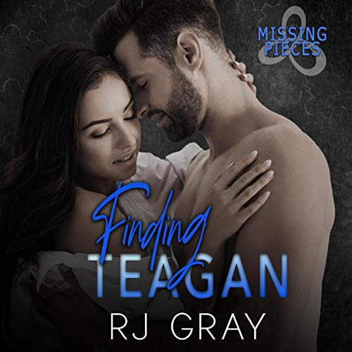 Finding Teagan Audiobook By RJ Gray cover art