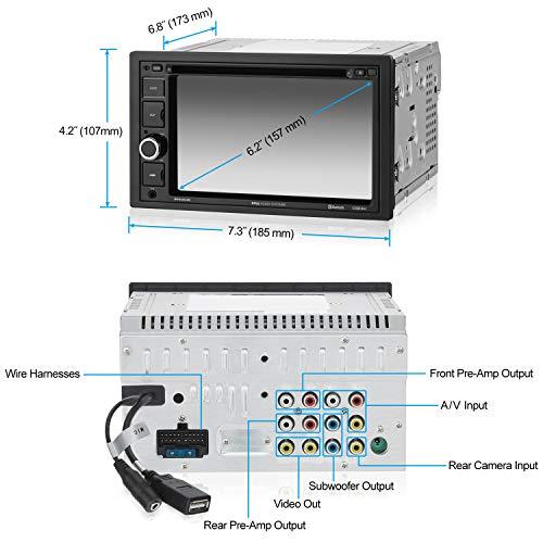 Boss Audio Systems BV9364B car stereo