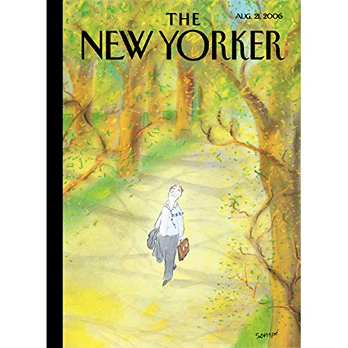 The New Yorker (Aug. 21, 2006) copertina