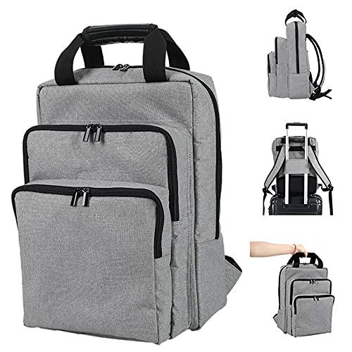 MEILINL Rucksack Reisetasche Ps5-hülle - Konsolenhülle Mit Anpassbarem Interieur Verstellbarer Schultergurt Und Griff Mit DREI Schichten Klassifizierter Lagerung (40 * 28 * 22 cm)