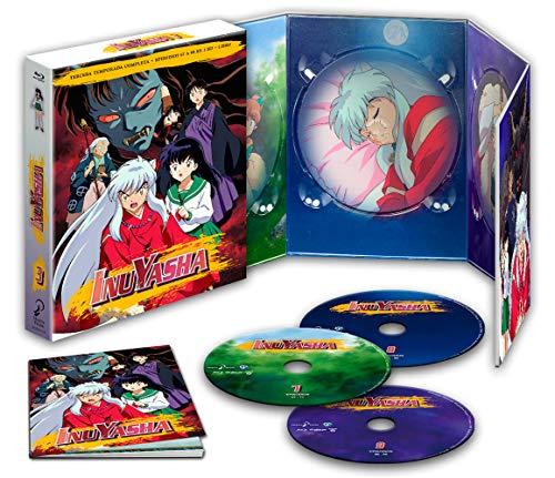 Inuyasha Box 3 Episodios 67 A 99 Blu-Ray [Blu-ray]