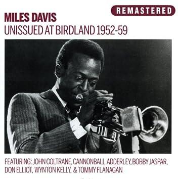 Unissued At Birdland 1952-59 (Remastered)