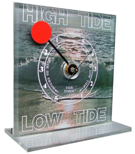 Schelling Corporation Seascape Tide Timer Tide Clock