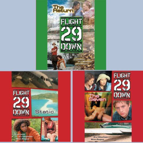 Couverture de Flight 29 Down