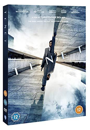 Tenet [DVD] [2020]