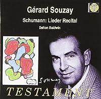 Lieder by R. SCHUMANN (2001-08-02)