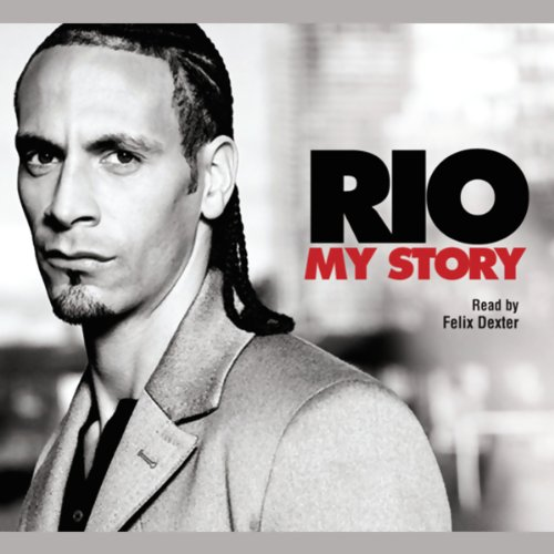 Rio audiobook cover art